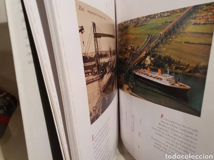 Libros de segunda mano: PUENTE VIZCAYA EN HISTORIA EN IMAGENES. 1889-1994. - Foto 3 - 222843410