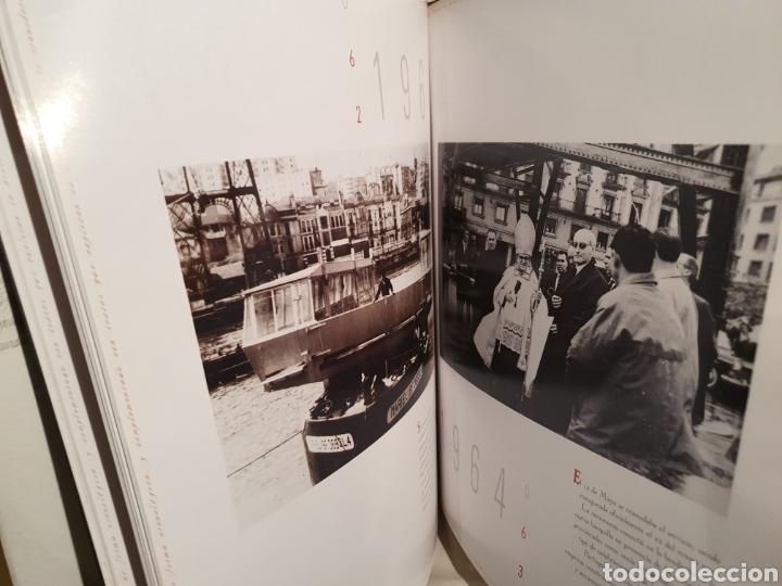 Libros de segunda mano: PUENTE VIZCAYA EN HISTORIA EN IMAGENES. 1889-1994. - Foto 4 - 222843410
