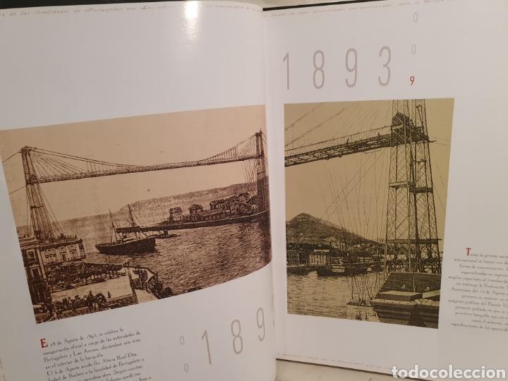 Libros de segunda mano: PUENTE VIZCAYA EN HISTORIA EN IMAGENES. 1889-1994. - Foto 5 - 222843410