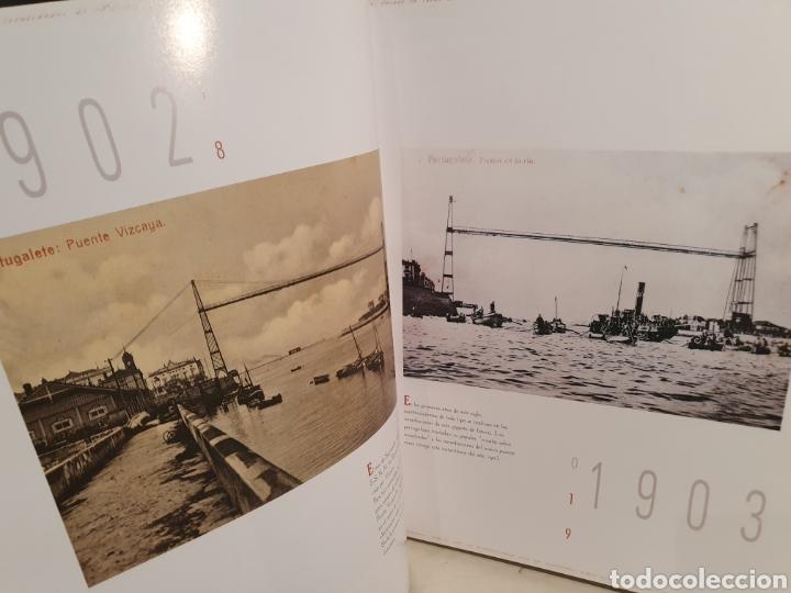 Libros de segunda mano: PUENTE VIZCAYA EN HISTORIA EN IMAGENES. 1889-1994. - Foto 6 - 222843410
