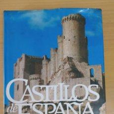 Libros de segunda mano: CASTILLOS DE ESPAÑA Y SUS FANTASMAS. LIBRO.. Lote 223506360