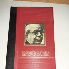Libros de segunda mano: LIBRO, MANUEL HAZAÑA ,AÑO 1975. Lote 223862520