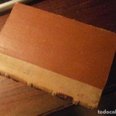 Libros de segunda mano: SANTA TERESA DE JESUS SINTESIS SUPREMA DE LA RAZA P. SILVERIO DE SANTA TERESA MEDID PIEL 1939. Lote 229127780