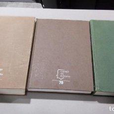 Libros de segunda mano: LOTE 3 LIBROS COLECCION ESPEJO DE ESPAÑA *MUY BUEN ESTADO*. Lote 212471296