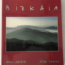Libros de segunda mano: BIZKAIA. VIZCAYA. HISTORIA Y FOTOGRAFÍA. 1992. Lote 241285910