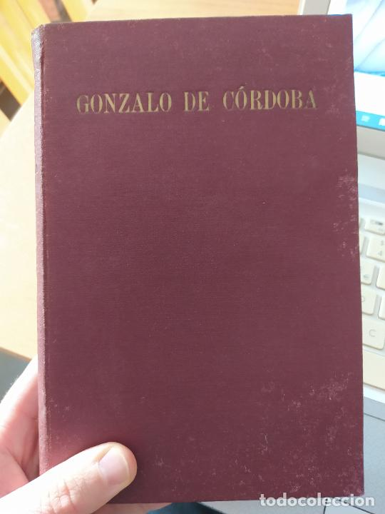 Libros de segunda mano: Gonzalo de Cordoba, Luis Maria de Lojendio, ed. Espasa, 1942. Buen estado. - Foto 2 - 241860795