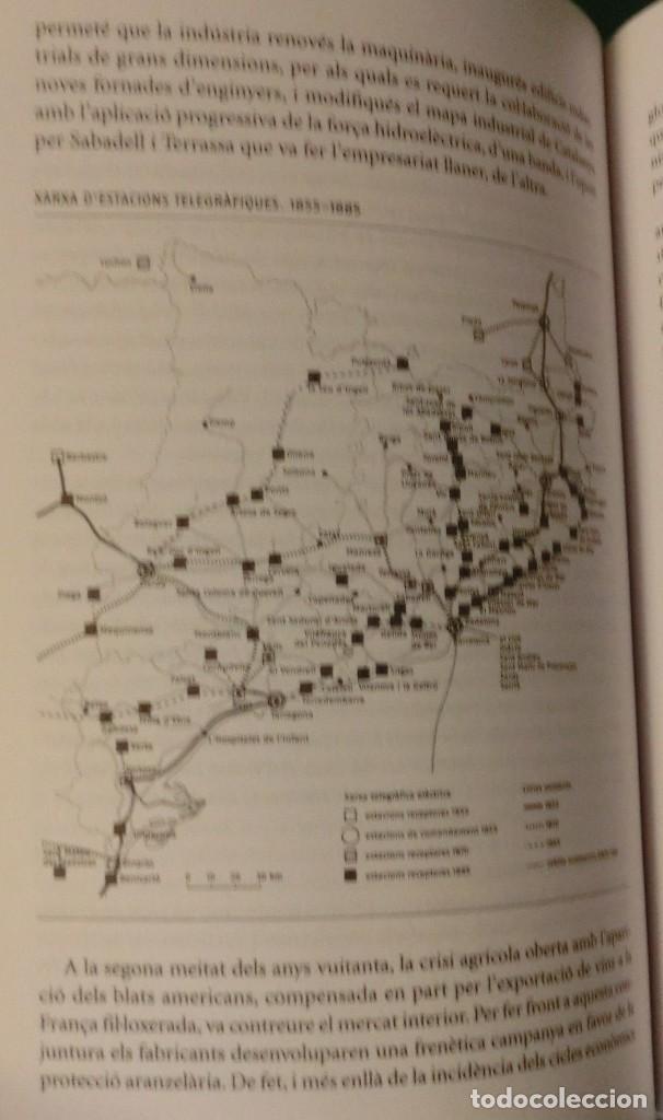 Libros de segunda mano: HISTÓRIA DE LA CATALUNYA CONTEMPORANIA.DE LA GUERRA DEL FRANÇÉS AL NOU ESTATUT(NOU)[DESCATALOGAT] - Foto 8 - 243764150