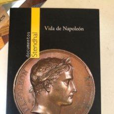 Libros de segunda mano: VIDA DE NAPOLEÓN DE STENDHAL. Lote 243795760
