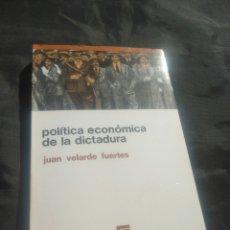 Libros de segunda mano: POLÍTICA ECONÓMICA DE LA DICTADURA. JUAN VELARDE FUERTES.. Lote 243976205