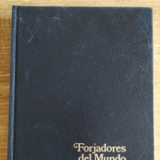 Libros de segunda mano: TOMO 4 - BIOGRAFÍAS FORJADORES DEL MUNDO CONTEMPORÁNEO: RODIN, GAUDÍ, NIETZSCHE, PÁVLOV, NOBEL.... Lote 243980805