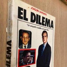 Libros de segunda mano: EL DILEMA, UN PEQUEÑO CAUDILLO O UN GRAN REY - JOAQUIN BARDAVIO - STRIPS EDITORES - 1978. Lote 244487210