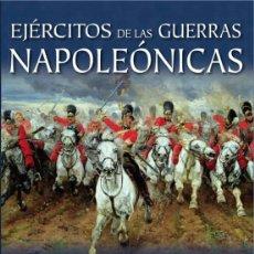 Libros de segunda mano: EJERCITOS DE LAS GUERRAS NAPOLEONICAS CHRIS MCNABB. Lote 244520385