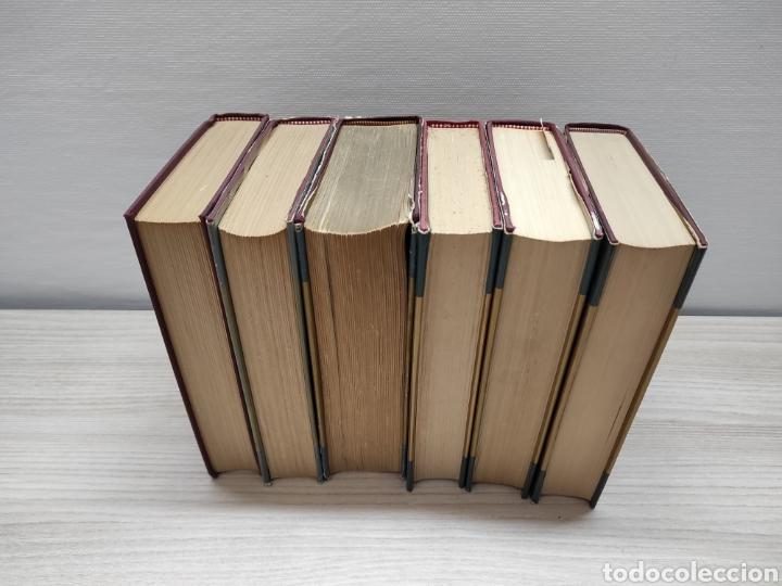 Libros de segunda mano: Lote 6 libros Episodios nacionales contemporáneos - Foto 3 - 244537905