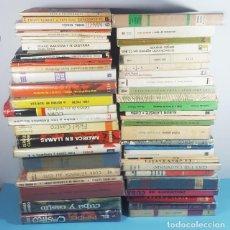 Libros de segunda mano: LOTE 54 LIBROS SOBRE LA REVOLUCION CUBANA, FIDEL CASTRO, CUBA, IGLESIA Y COMUNISMO AMERICA, ETC.. Lote 244574830
