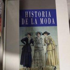 Libros de segunda mano: HISTORIA DE LA MODA ESCUELA SUPERIOR DE LA MODA DE PARIS. Lote 244946740