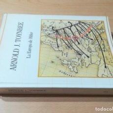 Libros de segunda mano: LA EUROPA DE HITLER / ARNOLD J TOYNBEE / SARPE / AD206. Lote 245293300
