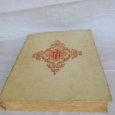 Libros de segunda mano: LIBRO BARCELONA A TRAVES DE LOS TIEMPOS, EDICIONES MERCEDES AÑO 1944.. Lote 245710355