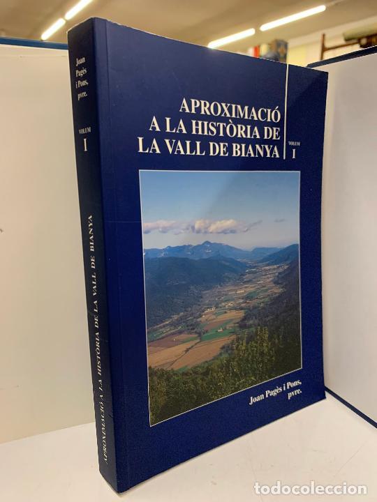 Libros de segunda mano: Aproximacio a la historia de la Vall de Bianya, Tomo I, Joan Pagès Pons. Impecable - Foto 2 - 248703365