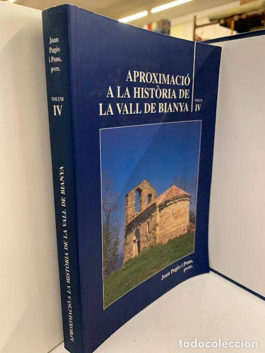 Libros de segunda mano: Aproximacio a la historia de la Vall de Bianya, Tomo IV, Joan Pagès Pons. Impecable - Foto 2 - 248703965