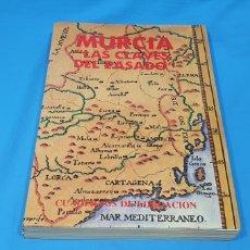 """Libros de segunda mano: MURCIA - """" LAS CLAVES DEL PASADO """" - CUADERNOS DE EDUCACIÓN. Lote 253649230"""