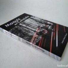 Libros de segunda mano: JOAQUÍN BELTRÁN. MAQUIS EN CATALUÑA. Lote 254212530