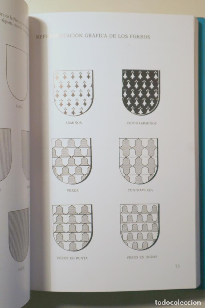 Libros de segunda mano: MESSÍA, Luis F. - HERÁLDICA ESPAÑOLA. Diseño heráldico - Madrid 1990 - Muy ilustrado - Foto 2 - 254515885