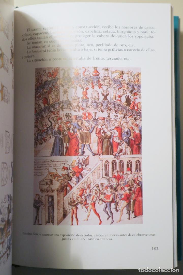 Libros de segunda mano: MESSÍA, Luis F. - HERÁLDICA ESPAÑOLA. Diseño heráldico - Madrid 1990 - Muy ilustrado - Foto 3 - 254515885