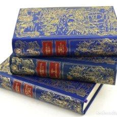 Libros de segunda mano: PRIMER DIARIO DE A BORDO DE CRISTÓBAL COLÓN, 1980, CÍRCULO DEL BIBLIÓFILO, 3 TOMOS, BARCELONA.. Lote 254714280