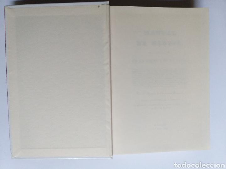 Libros de segunda mano: Manual de Madrid descripción de la corte y de la villa Mesonero Romanos. 1990 . .. historia arte XIX - Foto 9 - 261611610