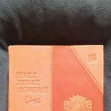 Libros de segunda mano: LIBRO JEREZ-XEREZ-SCHERIS. MANUEL MARÍA GONZÁLEZ GORDON. JEREZ DE LA FRONTERA 1948. Lote 261828205