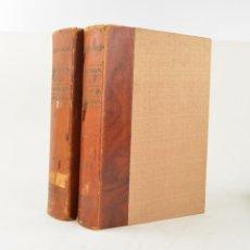 Libros de segunda mano: HISTORIA DE LA PREMSA CATALANA, RAFAEL TASIS, 1966, EDITORIAL BRUGUERA, 2 TOMOS, BARCELONA. 27X21CM. Lote 262892940