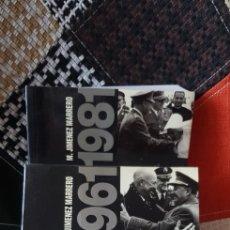 Libros de segunda mano: 2 LIBROS CRÓNICA DE MEDIO SIGLO (TOMO II Y III) PRIMERAS EDICIONES. Lote 263027385