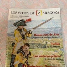 Libros de segunda mano: LOS SITIOS DE ZARAGOZA. Lote 263183310
