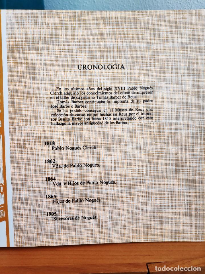 Libros de segunda mano: Nogués Reseña histórica de una empresa murciana, 1983 - Foto 2 - 268741784