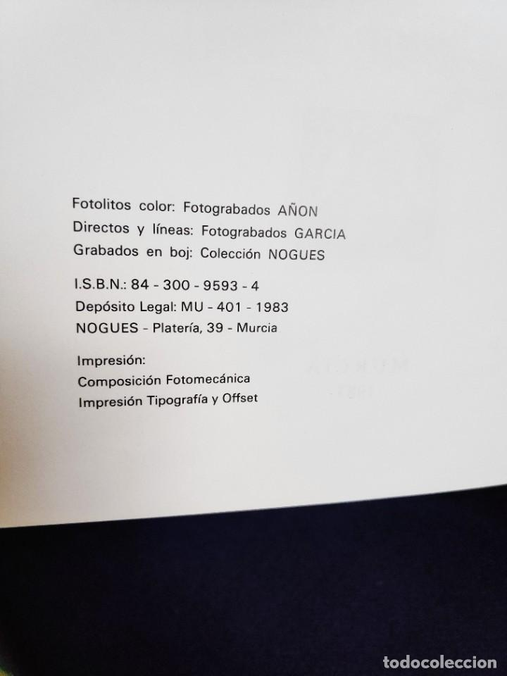 Libros de segunda mano: Nogués Reseña histórica de una empresa murciana, 1983 - Foto 4 - 268741784
