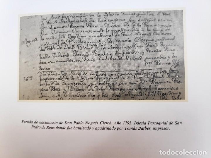 Libros de segunda mano: Nogués Reseña histórica de una empresa murciana, 1983 - Foto 6 - 268741784