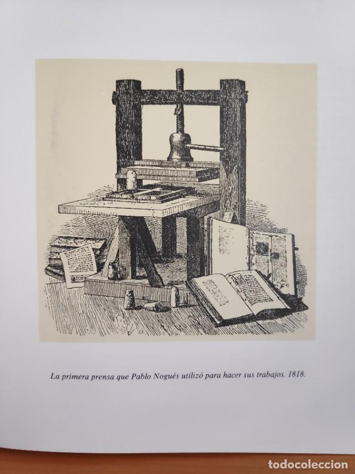 Libros de segunda mano: Nogués Reseña histórica de una empresa murciana, 1983 - Foto 8 - 268741784