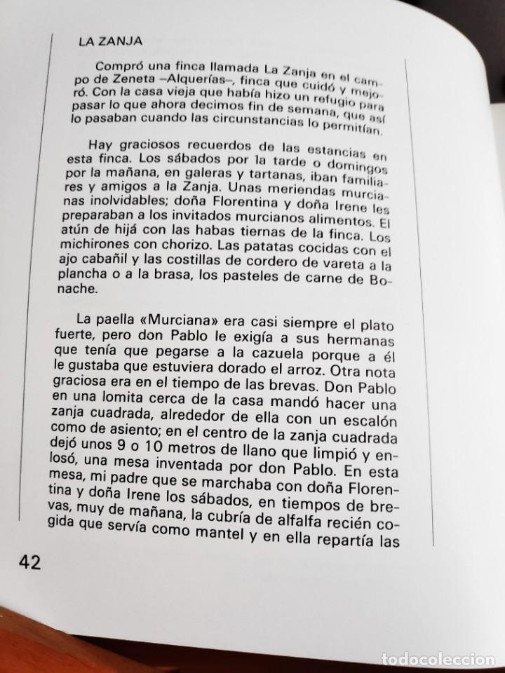 Libros de segunda mano: Nogués Reseña histórica de una empresa murciana, 1983 - Foto 11 - 268741784