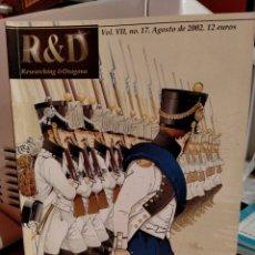 Livros em segunda mão: RESEARCHING & DRAGONA 17. Lote 268858214