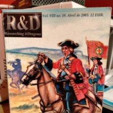 Livros em segunda mão: RESEARCHING & DRAGONA 19. Lote 268858854