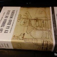 Libros de segunda mano: 2001 -SOBRADO CORREA - LAS TIERRAS DE LUGO EN LA EDAD MODERNA. ECONOMÍA CAMPESINA, FAMILIA, HERENCIA. Lote 268968739