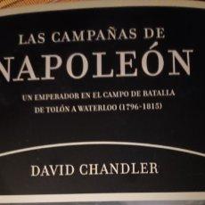 Livros em segunda mão: LAS CAMPAÑAS DE NAPOLEON. Lote 269183013