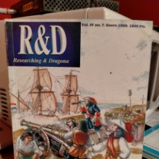 Livros em segunda mão: RESEARCHING & DRAGONA 7. Lote 269685998