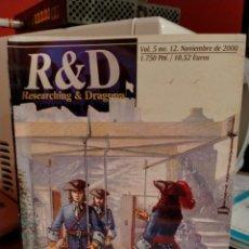 Livros em segunda mão: RESEARCHING & DRAGONA 12. Lote 269686408