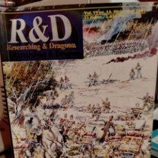 Livros em segunda mão: RESEARCHING & DRAGONA 15. Lote 269687028