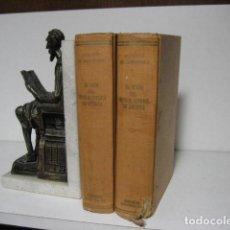 Libros de segunda mano: AUGE Y OCASO DEL IMPERIO ESPAÑOL EN AMÉRICA - SALVADOR DE MADARIAGA 2 TOMOS. Lote 270105393