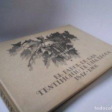 Libros de segunda mano: EL FAROL DE GAS, TESTIMONIO DE UNA ÉPOCA. 1842-1966. Lote 271702888