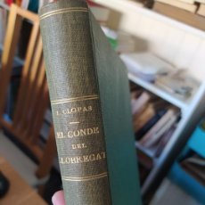 Livros em segunda mão: EL INVICTO CONDE DEL LLOBREGAT Y LOS HOMBRES DE CATALUÑA EN LA GUERRA DE LA INDEPENDENCIA, 1961 RARO. Lote 275725268