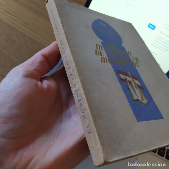 Libros de segunda mano: El momento de España en Marruecos, Enrique Arques, 1942. Vicesecretaria de Educación Popular - Foto 3 - 275912793