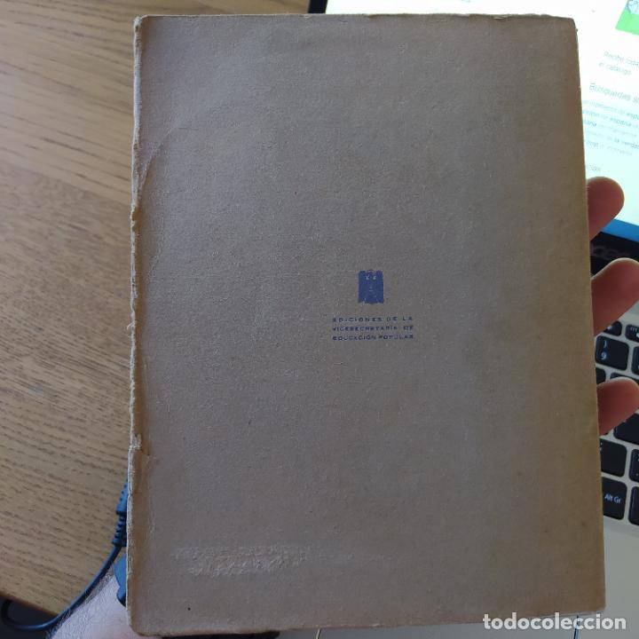Libros de segunda mano: El momento de España en Marruecos, Enrique Arques, 1942. Vicesecretaria de Educación Popular - Foto 6 - 275912793
